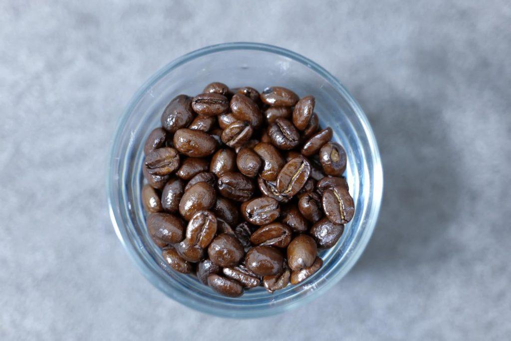 コーヒー豆研究所オリジナル厳選豆状態