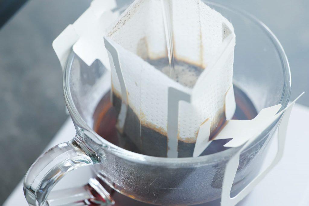 カルディフレーバーコーヒーを淹れる
