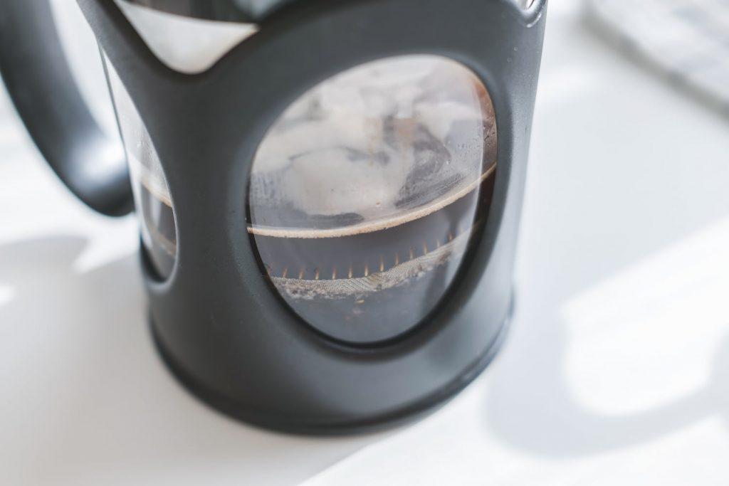 フレンチプレスコーヒー (4)