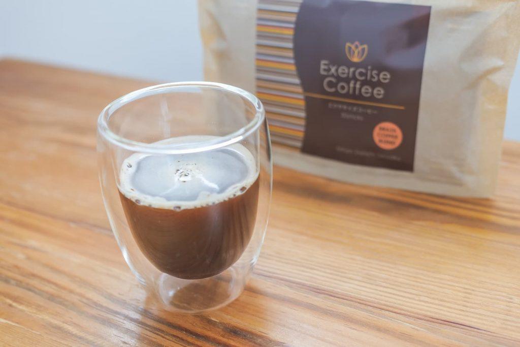 エクササイズコーヒーアイスバージョン