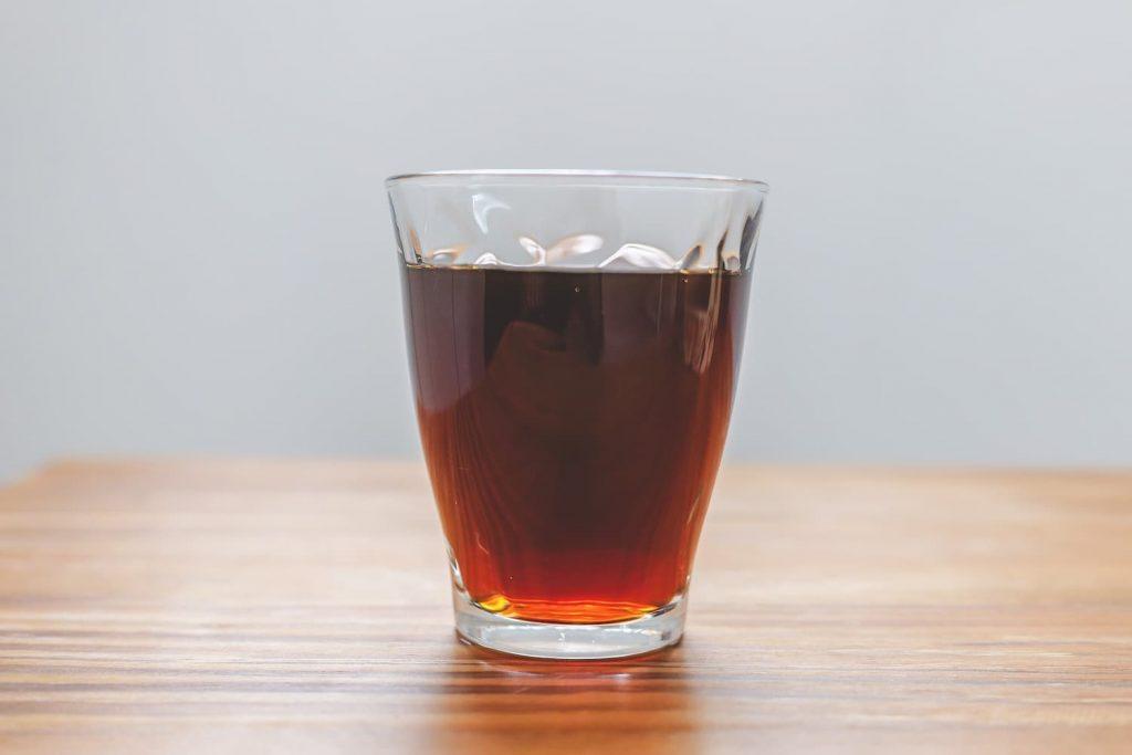 コストココールドブリューコーヒー完成