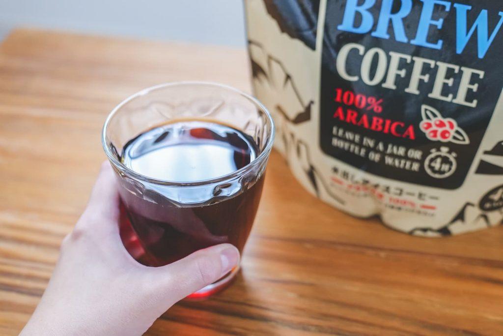 コストココールドブリューコーヒー