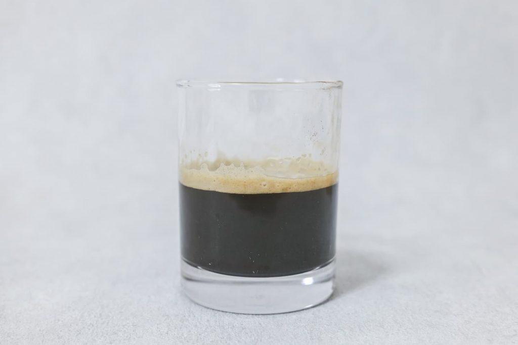 スリムコーヒー水割り