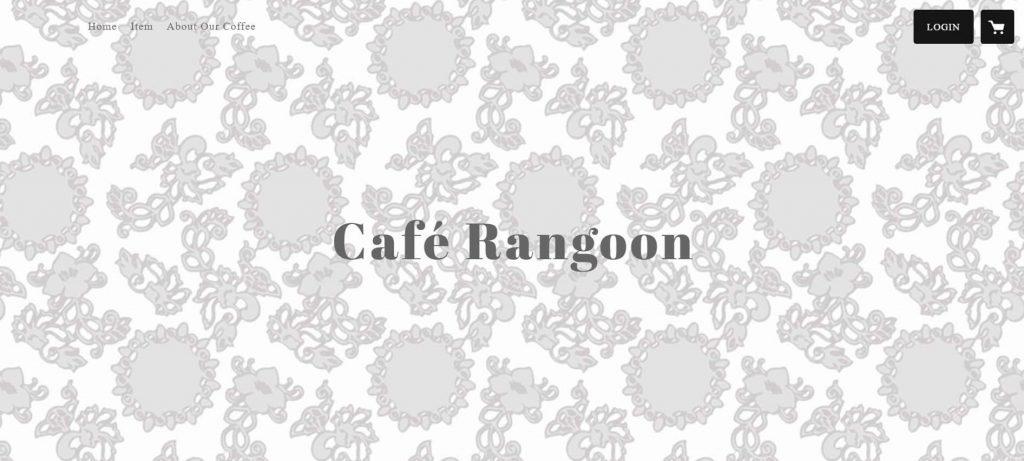 caferangoon ホームページ
