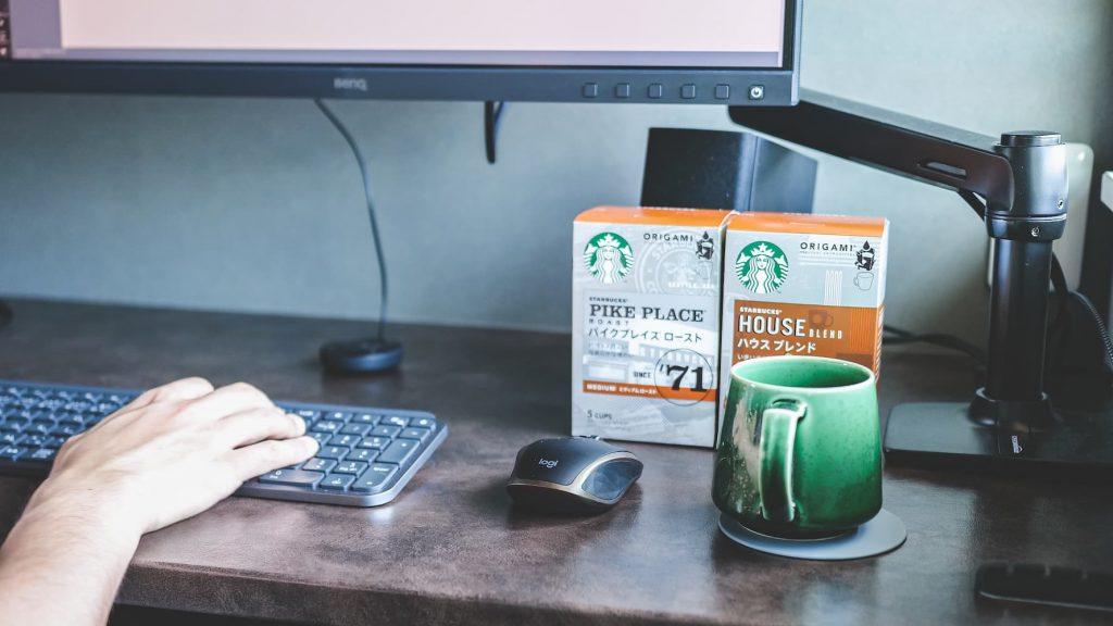 スターバックスオリガミパーソナルドリップコーヒーイメージ写真 (3)